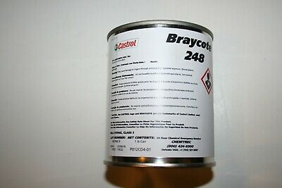 CAN Castrol Braycote 248 Corrosion Preventive Grease 1LB