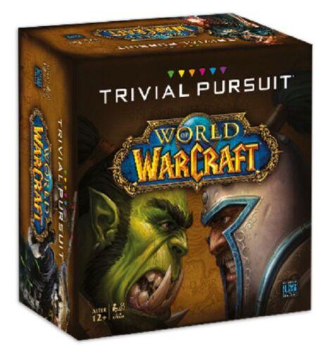 Hasbro trivial pursuit-world of warcraft-germano-Nouveau//OVP