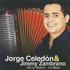 Jorge Celedn & Jimmy Zambrano  De Lo Nuevo... Lo Mejor