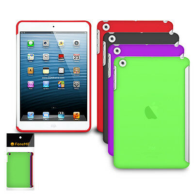 iPAD MINI 2 RETINA GEL CASE COVER WORKS WITH ORIGINAL SMART COVER
