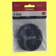 Genuine Canon E-82II Front Lens Cap 82mm Lens Dust Cover Protector E-82 II