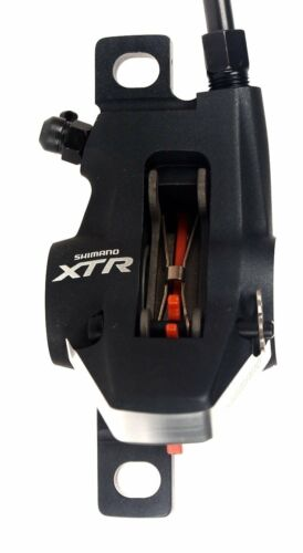 Shimano XTR BL-M975 Disc 850mm Post//Brakes Dual Control Front//Left Shifter Lever