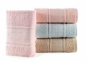 Concetti Di-Lusso Nurpak Grenada VIP Turkish Cotton Luxury Towels 6 Pack