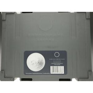 Leere-Original-Aufbewahrungs-Box-fuer-034-Kruegerrand-034-Silberunzen