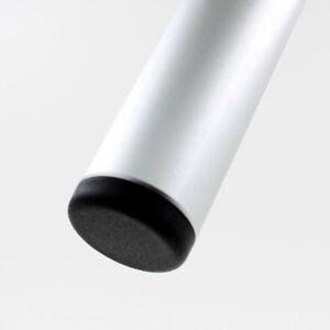 42 mm Rond Plastique insère bouchon bouchon pour Métallique tubulaire Table /& Chaise jambes