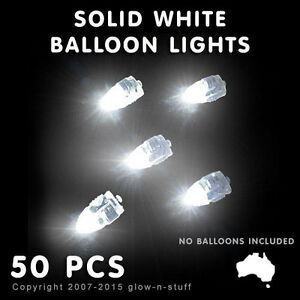 50-X-LED-SOLID-WHITE-BALLOON-LIGHTS-LIGHT-FOR-PARTY-BALLOONS-WEDDING-LANTERN