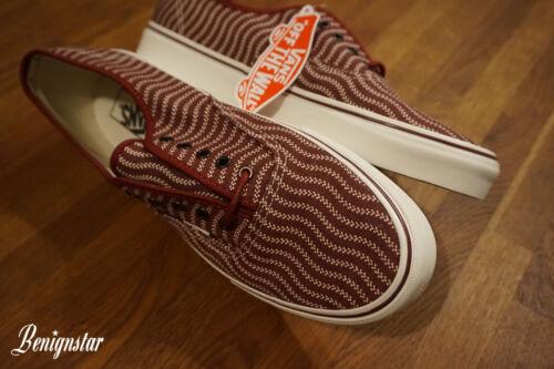 Shoes Mens Tama Cabernet 5 o De Vans Blanc Indigo 10 Authentic E6qcp6gT