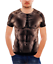New-Fashion-Cool-Women-Men-Funny-Muscle-Print-3D-T-Shirt-Casual-Short-Sleeve-Tee thumbnail 18