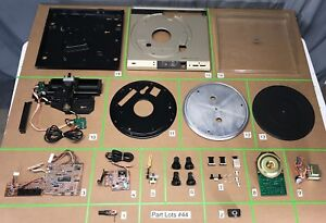 Pioneer-PL-L800-Turntable-Record-Player-Part-Lots-Replacement-Repair-OEM-Vintage