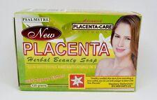 New PSALMSTRE PLACENTA Advanced Whitening Herbal Papaya Soap 135g USA Seller