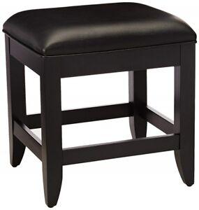Vanity Stool Make Up Chair Dressing Room Bench Bathroom Stool Padded Seat New Ebay