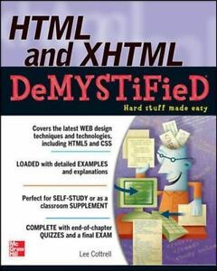 HTML-amp-XHTML-DeMYSTiFieD-by-Cottrell-Lee-M