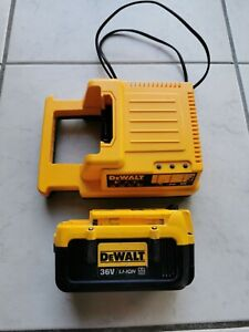 Batterie 36v 4ah + Chargeur DEWALT DE9000