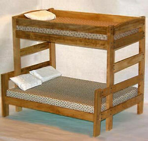 Details About Twin Over Full Bunk Bed Woodworking Furniture Plans Save Money Do It Yourself