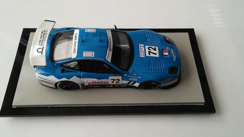 2003 Ferrari 550 Maranello Le Mans 1 43 scale resin model