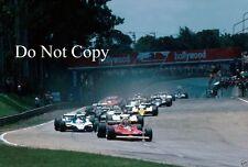 Gilles Villeneuve Ferrari 312 T5 Brazilian Grand Prix 1980 Photograph