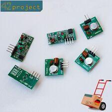 3er Set 433MHz RF Sender + Empfänger Kit Funkmodul Transmitter für Arduino & Pi