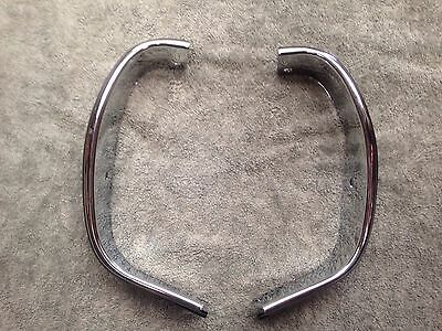 DATSUN 1200 UTE, BRAND NEW PAIR OF CHROME GUARD MOULDS VIEW OUR DATSUN STORE