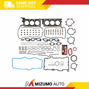 Engine Full Gasket Set Bearings Rings Fits 1999 Ford Sable 3.0L DOHC 24v DURATEC