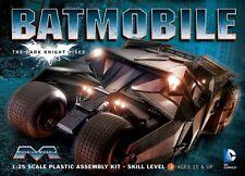 Moebius BATMOBILE TUMBLER FROM THE DARK KNIGHT RISES BATMAN model kit 1/25