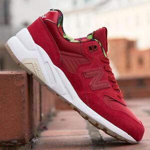 new balance 580 femme rouge