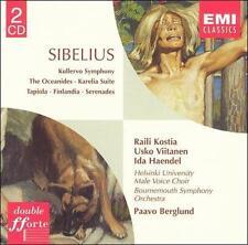 Sibelius: Kullervo Symphony Op. 7 / The Oceanides / Karelia Suite / Finlandia /