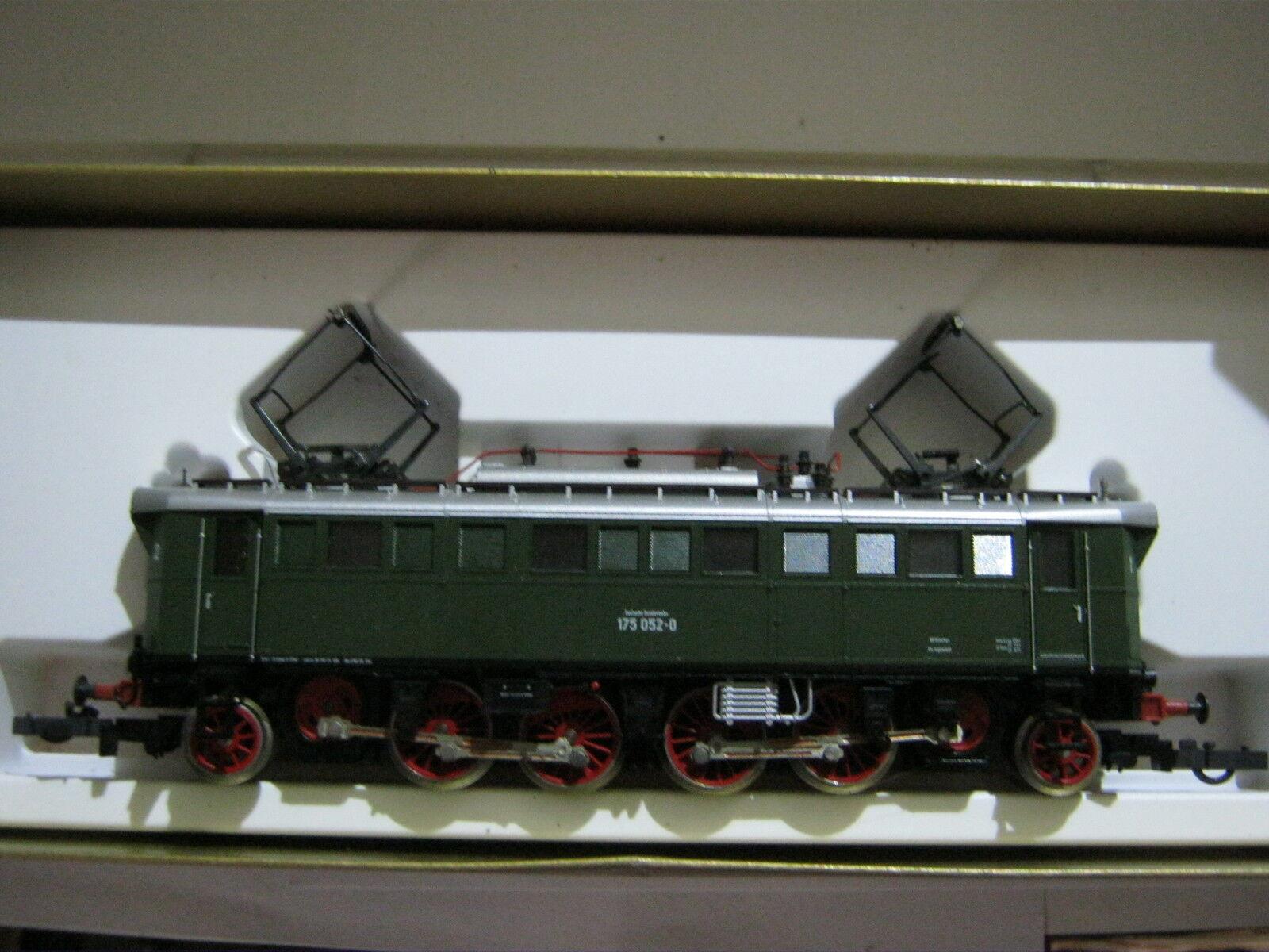 Trix ho 2431 Elektro Lok btrnr 175 052-0 DB (rg bs 094-92s9f2)