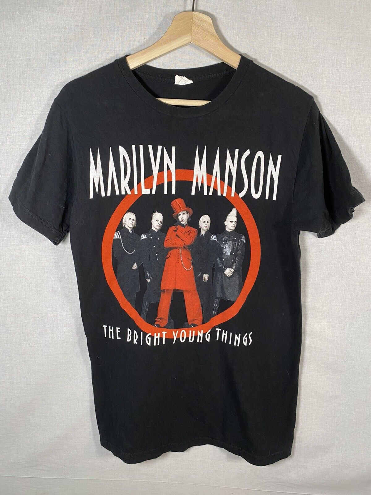 Vintage Y2K Marilyn Manson Bright Young Things Co… - image 1