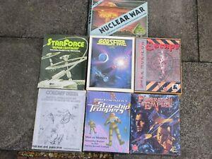Sci-fiction Wargames, Lot # 1 Multi-annonce
