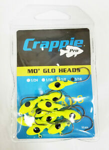 """MUDDY WATER BAITS CRAPPIE P0LE BAIT MW-023 2-1//4/"""" SOLID BODY /& TAIL W// GARLIC"""
