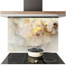 Splashback Glass Kitchen Tile Cooker Panel ANY SIZE World Spices 9086