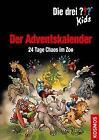 Die drei ??? Kids. Der Adventskalender (drei Fragezeichen) von Ulf Blanck (Gebundene Ausgabe)