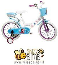 Bicicletta Bambina Frozen 16 Mondo
