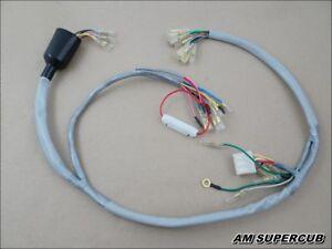 honda cb160 cl160 cb93 cb96 main wire wiring harness 32100 216 020 rh ebay com