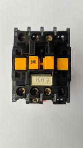 Contacteur-telemecanique-CA2-DN-1319-A-65-bobine-48V 3no/1nc
