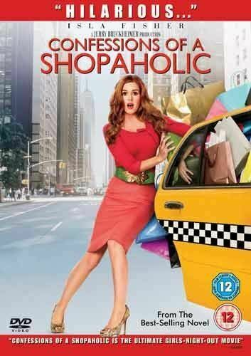 , Confessions of  a Shopaholic [DVD], New, DVD