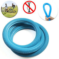 700x23c Bicycle Fixed Gear Free Inflatable Solid Tire Anti Stab Bike Tyre