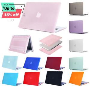 Rubberized-Matte-Hard-Case-Cover-Skin-For-MacBook-Pro-15-4-Retina-12-039-039-Air-11-6