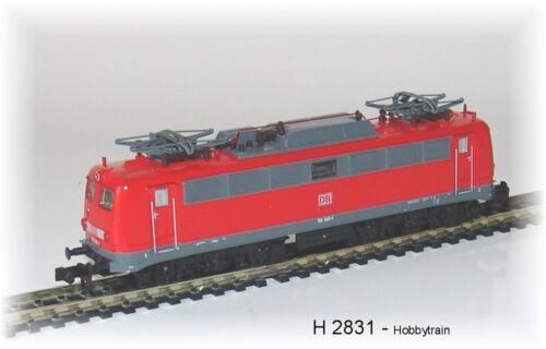 Spur N Hobbytrain 2831 E-Lok BR 110 der DB Bild