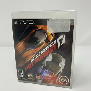 Need for Speed: Hot Pursuit Sony PlayStation 3 PS3 Game Complete Tested
