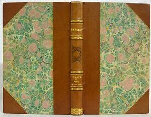 Traite-arme-FUSIL-PISTOLET-CHASSE-envoi-autographe-MANGEOT-venerie-chien-eo-1851