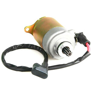 1pc-150cc-Starter-Motor-For-GY6-Scooters-9-teeth-Engine-Scooter-Parts