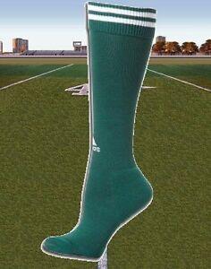 NEW-ADIDAS-Soccer-Football-Socks-Workout-Running-Training-1-Pair-Metro-Green-S