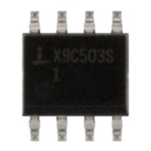 1pcs new X9C503S X9C503SI X9C503SIZ SOP8 foot chip