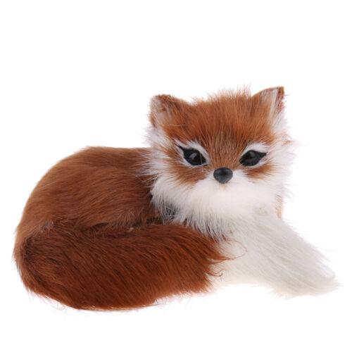 Lifelike Breathing animal en peluche chat Barking Dog Plush Toy Kids Gift Home Decor