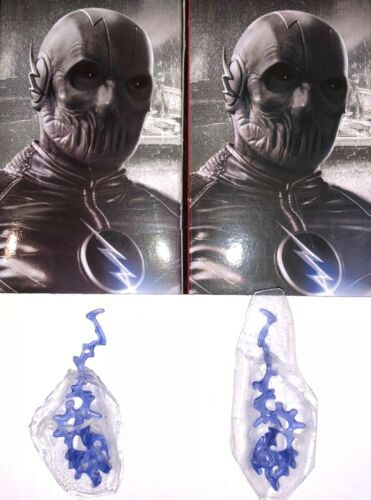 PROFESSOR ZOOM Lightning Speed Force DC Multiverse King Shark BAF Flash TV Show
