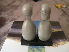 Collectible 2006 Anatomy Tools Skeleton Torso Sculpture 2pc Set Andrew Cawrse