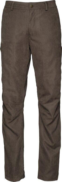 Nuevo Seeland Pantalón de Caza Tyst - Alce Marrón - Ruido bajo - Seetex Membrana