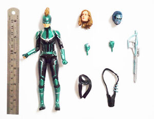 MARVEL LEGENDS CAPTAIN MARVEL STARFORCE Target Exclusive New