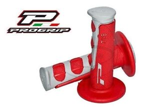 PROGRIP-793-MANIGLIE-IN-GOMMA-ROSSO-HONDA-XR-125-600-650-400-XRV-750-AFRICA-TWIN